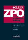 Zivilprozessordnung. ZPO. antiquarische Ausgabe